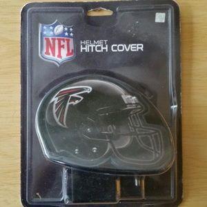 Atlanta Falcons NFL Hitch Cover NEW Helmet